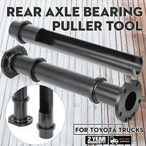 Professional Rear Axle Bearing Puller Tool Set For Toyota Trucks 1984 2018 Usa