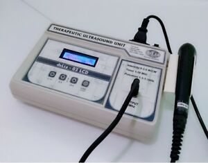 Ultrasound Therapy Unit 3 Mhz Physical Pain Relief Lcd Display Physiotherapy Fg