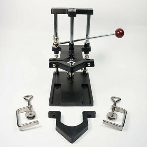 Mini Drill Press Stand For Pcb Holes Dremel Tool Drilling Small Table Clamp Diy