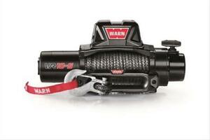 Wrn96815 Warn Vr10s 10 000lb Synthetic Winch 8 000 10 500lbs