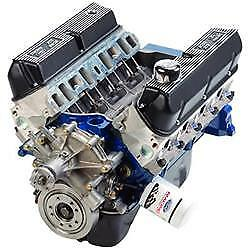 M 6007 X302e Ford 302 Crate Engine 340 Hp 310 Lb Ft Torque
