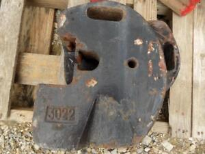 99 Lb Suitcase Weights For Various Case farmall New Holland Tym Tractors