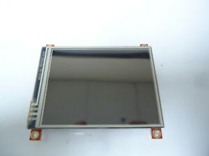 4d Systems Lcd 32032 p1 Tft Lcd Color Display Touch Screen 2 4in Vga 240 X 3