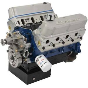 Ford Crate Engine M 6007 z460fft 460 C i d 575 Hp Small Block Ford Crate Engine