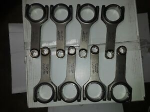 4 6 Forged Mustang Manley Connecting Rods 2003 2004 Cobra 96 Coyote 2011