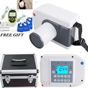 Portable Mobile Digital Intra oral Diagnosis Dental X ray Unit Machine W Gift