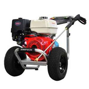 Simpson 4 200 Psi 4 0 Gpm Gas Pressure Power Washer By Honda Cat Pump used
