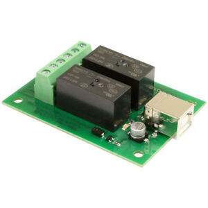 Devantech 2 Channel Usb Relay