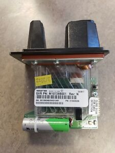 Used Gilbarco E500 E700 Secure Card Reader Scr M10728b001 M10728k001 M10728k002