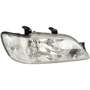 Right Side Headlight Assembly For Mitsubishi Lancer 2002 2003