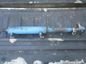 1976 Ford 6600 Diesel Farm Tractor Power Steering Cylinder Free Shipping