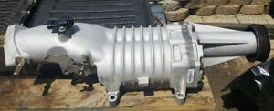 Cobalt Ss Stage 2 Ported Supercharger 04 07 With Ls4 Throttle Body