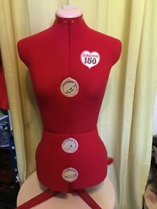 Singer Adjustable Dressform Mannequin Model 150