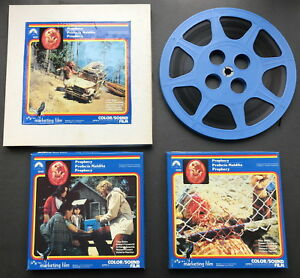 super 8mm sound film prophecy three 7