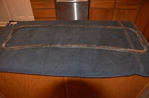 1936 1937 1938 Gmc Chevrolet Pickup Truck Windshield Frame Need Work
