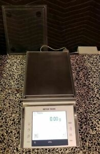 Mettler Toledo Xp6002s Balance D 0 01g Max 6100 00g Lab Scale Working Great