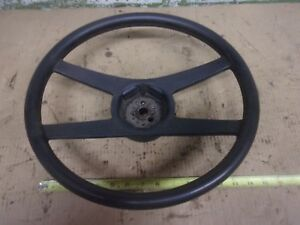 1976 Camaro Sport 4 Spoke Steering Wheel Firebird 1975 1976 1974 1973 1972 Oem