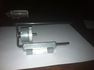 Kingsley Machine E z Foil Adapter And Kt 4 Adapter Hot Stamping Machine