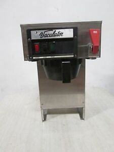 vaculator H d Commercial Automatic pour over Coffee Brewer W hot Water Spigot