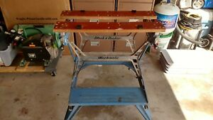 Blue Aluminum Frame Black Decker Workmate WM 625 Type E 02 Ireland 79-001 Type 3