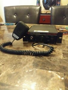 Federal Signal Pa300 Electronic Siren 12 Volt Control Unit W Mic Special