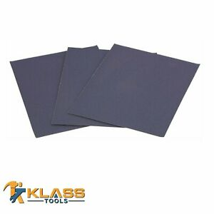 1000 Grit Silicon Wet dry Sandpaper 4 1 2 X 5 1 2 In Sheets Lot Of 12 500 Units