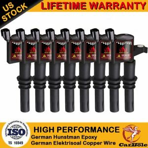 2004 2005 2006 2007 2008 Ignition Coil Dg511 8 Pack For Ford F150 5 4l V8 Triton