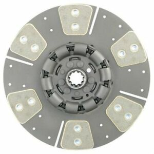 Remanufactured Clutch Disc International 2444 384 2424 B414 424 444 Mahindra