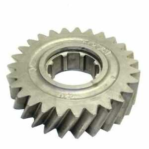 Used Pinion Shaft Gear Compatible With John Deere 4450 4455 R72361