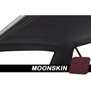 1964 1968 Mustang Headliner Coupe Moonskin Grain Dark Red By Tmi In The Usa
