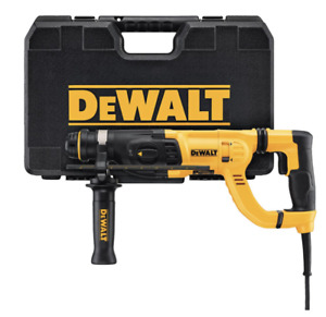 New 8amp 1 In Corded Sds plus D handle Concrete masonry Rotary Hammer W Shocks