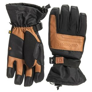 Carhartt Men s Cold Snap Storm Defender Insulated Work Gloves Sz Xl Free Ship