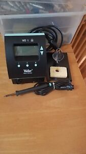 Weller Wd1 Soldering Station W Wp80 Iron 150 850 In 120vac Out 24vac 85w