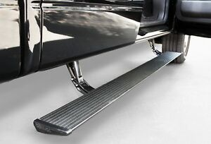 Amp Research Powerstep Running Boards 04 18 Ford F 150 06 08 Lincoln Mark Lt