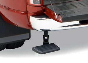 Amp Research Bedstep Retractable Bumper Step For 2009 2019 Ram 1500 2500 3500