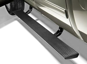 Amp Research Powerstep Electric Running Boards For 2007 2014 Chevrolet 1500 3500