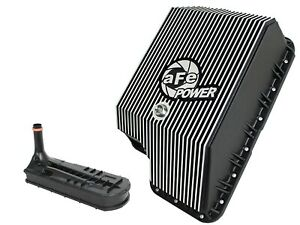 Afe Power 46 70122 1 Transmission Pan Ford F250 F350 F450 F550 5r110 E4od 4r100