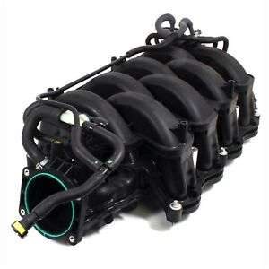 Ford Performance Parts M 9424 M52 Intake Manifold Fits 15 17 F 150 Mustang