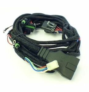 Fisher Western Snow Plow 3 Pin Control Harness Ultra Minute Mount 26345 412404