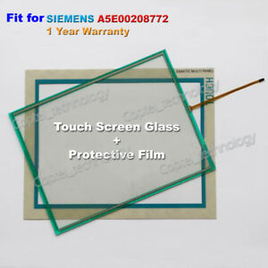 For Siemens A5e00208772 Touch Screen Glass Screen Protective Film