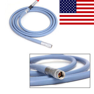 Endoscope Optical Fiber Light Cable Fits Wolf Storz Light Source 4x 1800mm Us