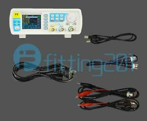 Feeltech Fy6800 Function Arbitrary Waveform Pulse Dds Signal Generator 20 60mhz
