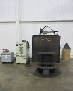 Genesis Systems Group Versa systems 3m Robotic Weld Cell Am16469