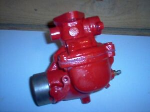Farmall M Carburetor Completely Rebuilt