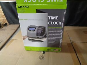 Amano Pix 95 Electronic Time Clock