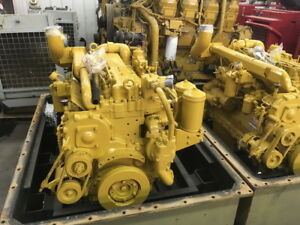 1995 Cat 3306c Diesel Engine 300 Hp All Complete And Run Tested