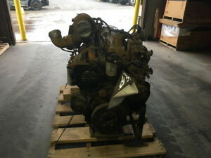 1998 Cat 3306c Diesel Engine 300 Hp All Complete And Run Tested
