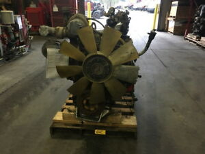 1996 Cat 3306c Diesel Engine 300 Hp All Complete And Run Tested