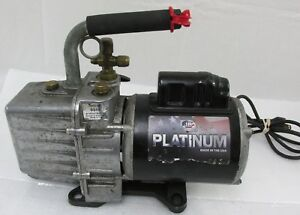 Jb Industries Dv 200n 7 Cfm 2 Stage Platinum Vacuum Pump 1 2hp