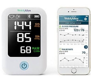 Welch Allyn Home Blood Pressure Monitor With Surebp Technology L6